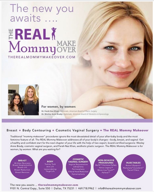 real-mommy-makeover What is THE REAL Mommy Makeover? Dallas Plastic Surgeon
